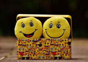 Service client qui rend heureux